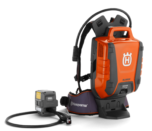 Husqvarna BLi 550X  15.6Ah Battery Backpack Product Number 9670931-01